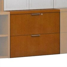 Unity Executive Series Wood Floating Lateral File