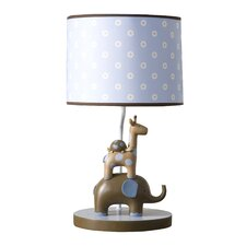 Jake Lamp with Shade