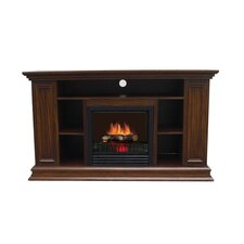 Boston Media Electric Fireplace