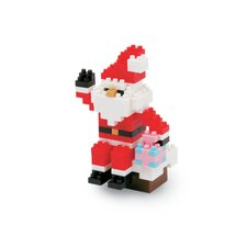 Mini Santa 2013 Building Blocks