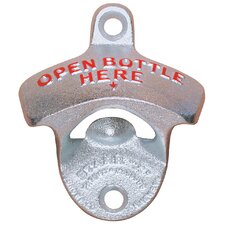 Classic Stationary Bottle Opener