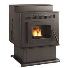 2,000 Square Foot Multi-Fuel Pellet Stove