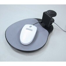 Under Desk Swivel Ergonomic Mouse Platform