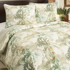Rainforest Tropical Quilt Set