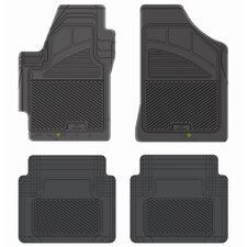Kustom Fit  Precision All Weather Car Mat for Hyundai Elantra 2001-2006