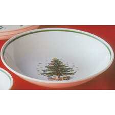 "Xmas Dinnerware 12.5"" Pasta Serving Bowl"