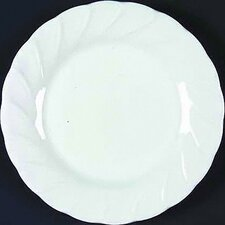 "White Satin 8"" Salad Plate"