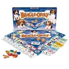 Breed-Opoly Board Game