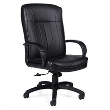 Frisco High-Back Pneumatic Office Chair