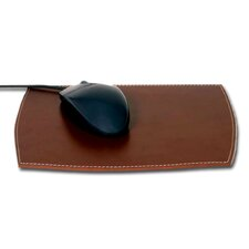 3200 Series Leather Mouse Pad in Rustic Brown