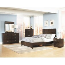 Vernada Panel Bedroom Collection