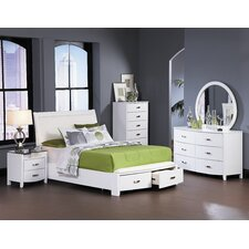 Lyric Sleigh Bedroom Collection