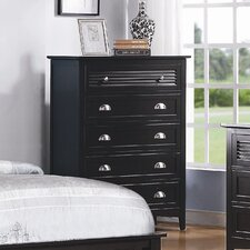 41.2Robinson 5 Drawer Chest