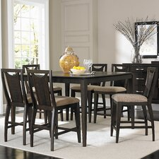 Daytona 7 Piece Counter Height Dining Set