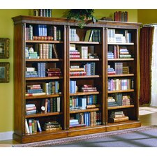 957 Series Bookcase Left Unit in Cherry