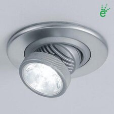 "Ledra 1.1"" x 2.5"" Recessed Lighting Trim"