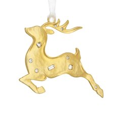 Winter Wonder Reindeer Ornament