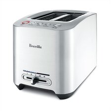 Die-Cast 2-Slice Smart Toaster