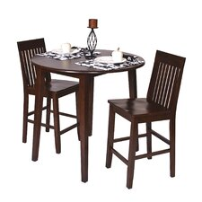 Westbrook Barstool in Amerretto (Set of 2)