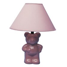 Ceramic Teddy Bear Table Lamp