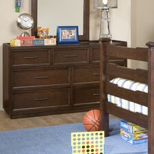 Solutions 7 Drawer Dresser