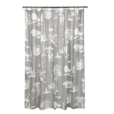 Madeline Cotton Shower Curtain