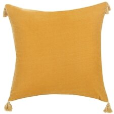 Aspen Addison Velvet / Linen Pillow