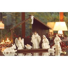 Holiday Nativity Set (Set of 10)