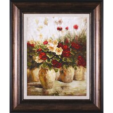 Fragrant Memories   Framed Artwork