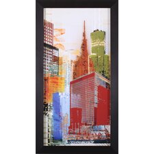 Urban Style I Framed Artwork