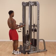 Pro Club Line Dual Cable Column Gym
