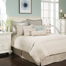 7 West  Mercer Spa 4 Piece King Comforter Set