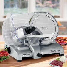"Electric Food Slicer with 8.5"" Cutting Blade"