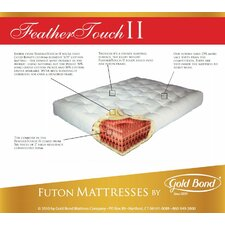 "Feather Touch 7"" Futon Mattress"