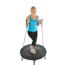 "InTone Plus 38"" Trampoline with Cords"