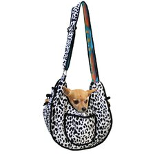 Native Dalmatian Puppy Sling Pouch