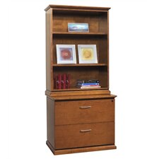 "Mendocino 49"" H x 36"" W Desk Hutch"