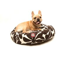 Plantation Round Pet Bed