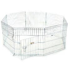 Kennel Pen Coated Steel Wire Dog Pen