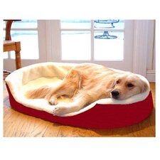 Lounger Orthopedic Dog Bed