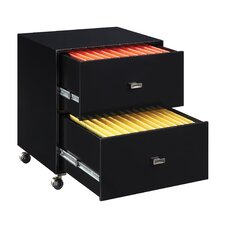 Westwood File Chest in Black