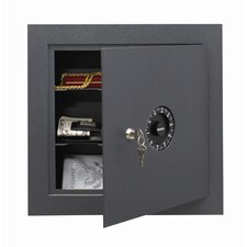 Dial Lock Wall Safe [0.42 CuFt]