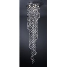 Cascada 9 Light Pendant