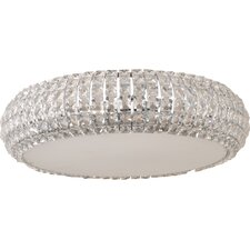 Bijou 6-Light Flush Mount