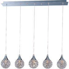 Brilliant 5 Light Pendant