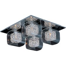Gem 4-Light Flush Mount
