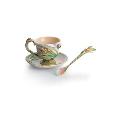 Swan Lake Swan Porcelain Teaspoon