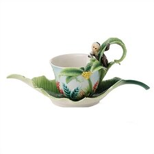 Jungle FunPorcelain Tea Cup Set