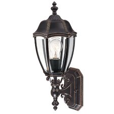 Roseville 1 Light Outdoor Wall Lantern