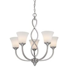 Infini 5 Light Chandelier